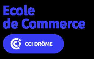 logo Ecole de commerce CCI Valence